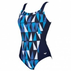 Maillot de bain 1 pièce Arena W Astrid Wing Back One Piece