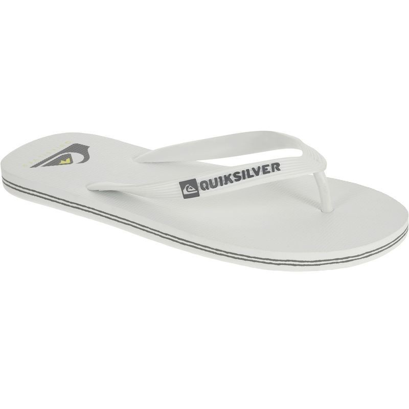 Tongs Homme Quiksilver Wave M blanc OPCO16