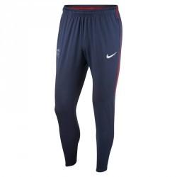 Pantalon d'entrainement de football du PSG adulte saison 2017 - 2018