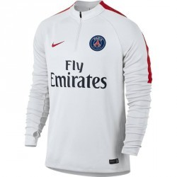 Veste de football du Paris Saint Germain Adulte saison 2017-2018