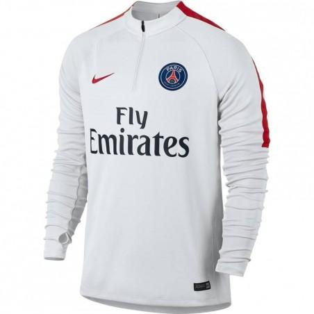 Veste de football du Paris Saint Germain Adulte saison 2017-2018