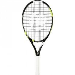 Raquette de tennis enfant rouge TR 990 JR  taille 25  inch