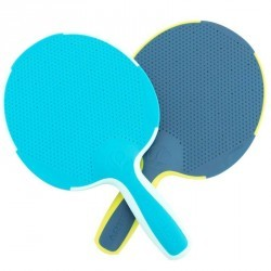 SET DEUX RAQUETTES DE TENNIS DE TABLE ARTENGO FR 130 OUTDOOR