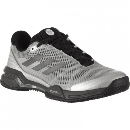 ADIDAS BARRICADE CLUB CLAY GRIS