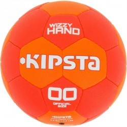 Ballon de Handball WIZZY FIRST Rouge T00 17/18