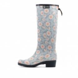 Botte de pluie Aigle Miss Juliette Print