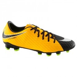 Chaussure de football adulte Hypervenom Phelon FG orange