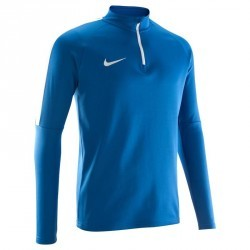 Maillot de football adulte Academy Top bleu