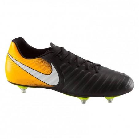 Chaussure de football adulte Tiempo Rio SG orange