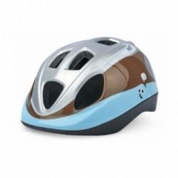 Casque vélo enfant Guppy bleu XS Polisport