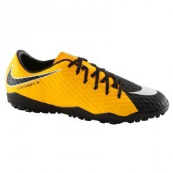 Chaussures de football adulte Hypervenom Phelon orange