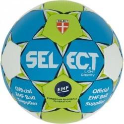 Ballon de Handball Grippy bleu Taille 1