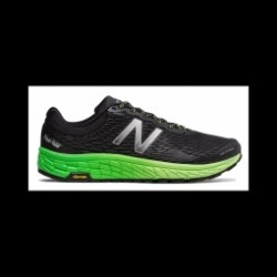 Baskets Trail Running New Balance Fresh Foam Hierro V2 Black Green