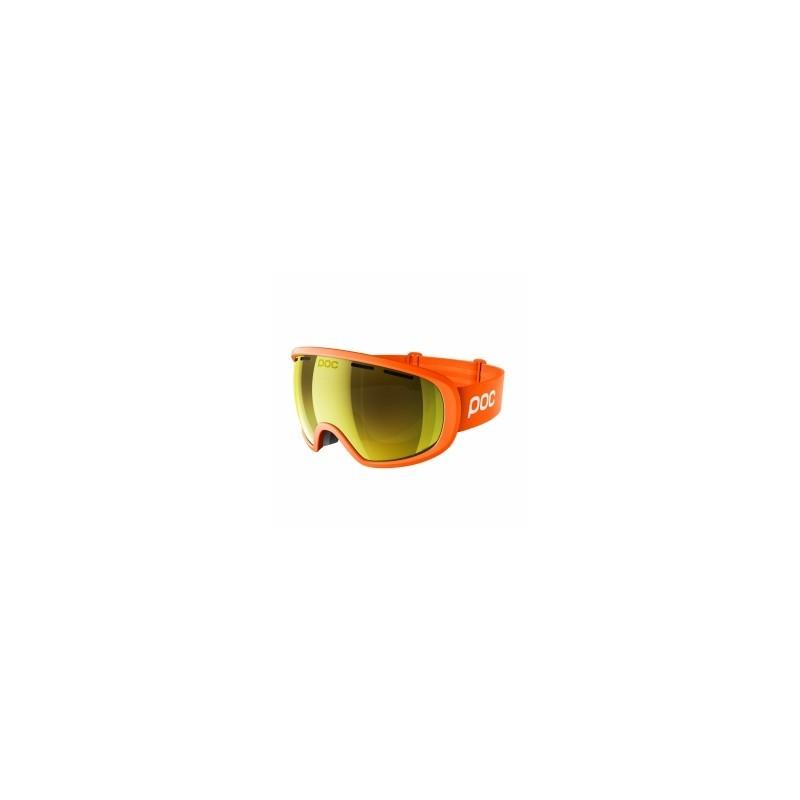 f240d418f6 Avis   test - Masque De Ski Poc Fovea Clarity Zink Orange - POC - Prix