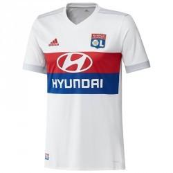 Maillot de football adulte de l'Olympique Lyonnais à domicile saison 2017-2018