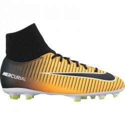 Chaussure de football enfant Mercurial Victory FG rose