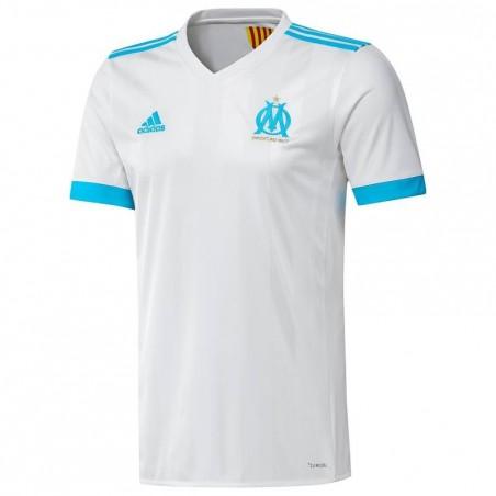 Maillot de football adulte Olympique de Marseille domicile saison 2017-2018