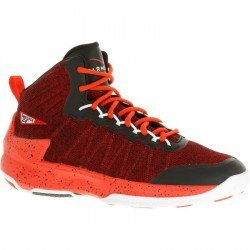 Chaussure de Basketball adulte Shield 500 rouge