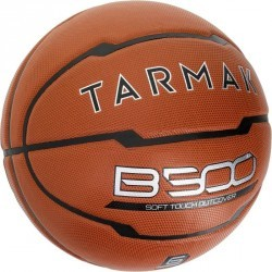 Ballon de Basketball B500 taille 6 marron