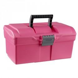 Mallette de pansage équitation GB 300 bleu ciel ou violet ou rose ou marron - 11