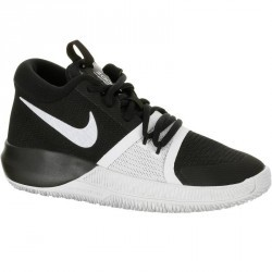 Chaussure de basketball Nike Assertion blanche noire