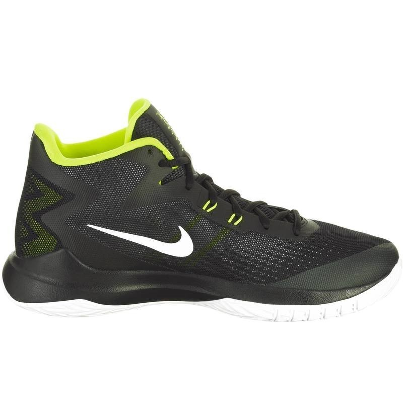 Avis   test - Chaussure de basketball Nike Zoom Evidence Noire ... a97f5e69097c