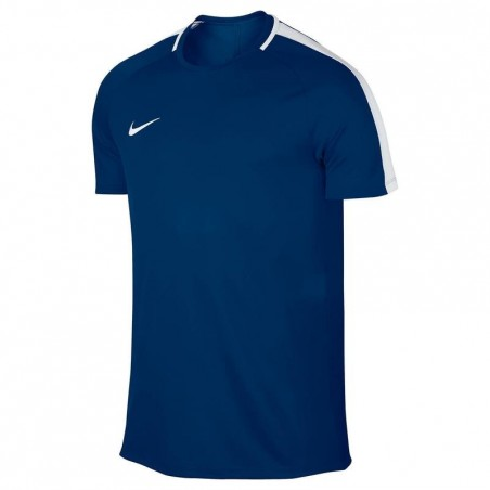 Maillot de football adulte Academy Top bleu