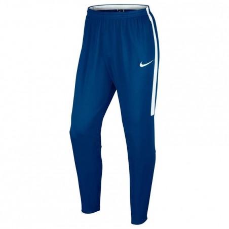 Pantalon de football adulte Academy bleu