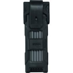 ABUS Antivol BORDO BIG 6000 120cm avec sacoche Noir