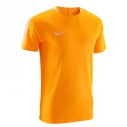 Maillot de football adulte Academy Top orange