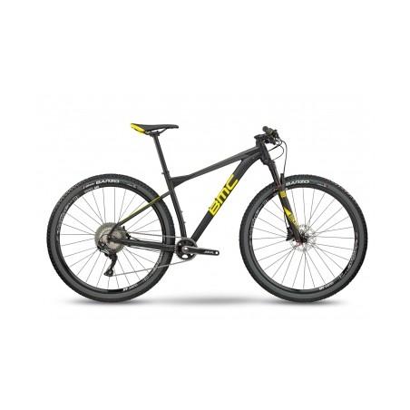 VTT Semi Rigide BMC 2018 Teamelite 03 ONE Shimano SLX 11V Noir Jaune