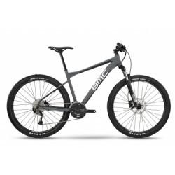 VTT Semi Rigide BMC 2018 Sportelite THREE 27.5´´Shimano Alivio 9V Gris Blanc Noir