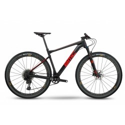 VTT Semi Rigide BMC 2018 Teamelite 01 ONE Sram XX1 Eagle 12V Noir Rouge