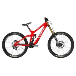 VTT Tout-Suspendu TREK 2018 SESSION 9.9 RSL 27,5´´ Shimano Saint 10v Rouge Blanc