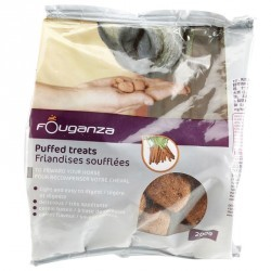 Friandises chevaux FOUGASNACK carotte - 200grs