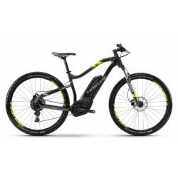 VTT Electrique Haibike Sduro HardNine 4.0 29´´ Sram NX 11V 2018 Gris / Noir