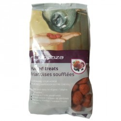 Friandises chevaux FOUGASNACK fruits rouge - 500grs