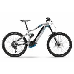 VTT Electrique Haibike Xduro Nduro 11.0 27.5´´ Sram EX1 8V 2018 Gris / Noir
