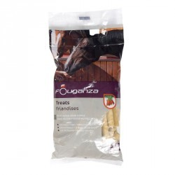 Friandises chevaux FOUGATREATS carotte - 1KG