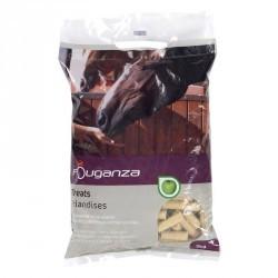 Friandises chevaux FOUGATREATS pomme - 3KG
