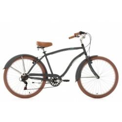Beachcruiser 26´´ Cruizer anthracite TC 48 cm KS Cycling