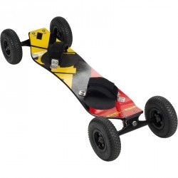 Mountainboard LUXUS sans leash