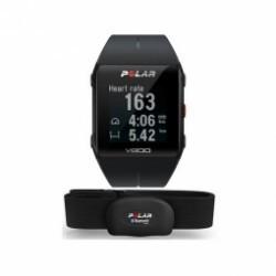 GPS POLAR V800 HR (cardio) noir