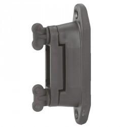 Isolateurs clôture équitation pour rubans jusqu'à 40mm X6