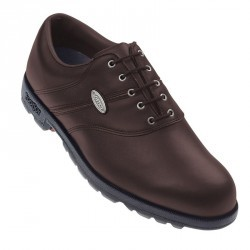 CHAUSSURES GOLF HOMME SOFTJOY MARRON