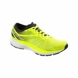Chaussures de Running SALOMON SONIC RA PRO Jaune Fluo