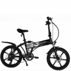 Vélo Pliant Électrique Weebot Le Road Shimano Tourney 7V Noir 2017