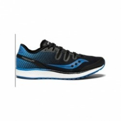 Chaussures de Running SAUCONY FREEDOM ISO Bleu Noir