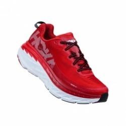 Chaussures de Running HOKA BONDI 5 Rouge