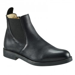 Boots équitation adulte HOLSTEIN noir